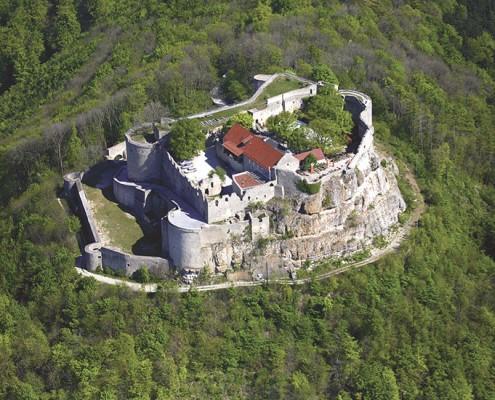 Burg Hohenneuffen © Achim Mende Schwäbische Alb Tourismusverband